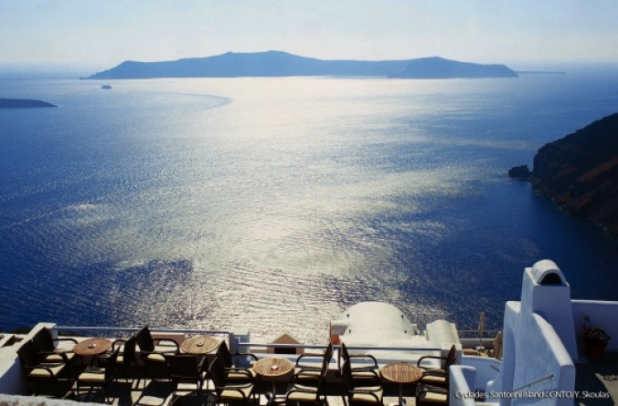 "Santorini: Island of ""miracles"""