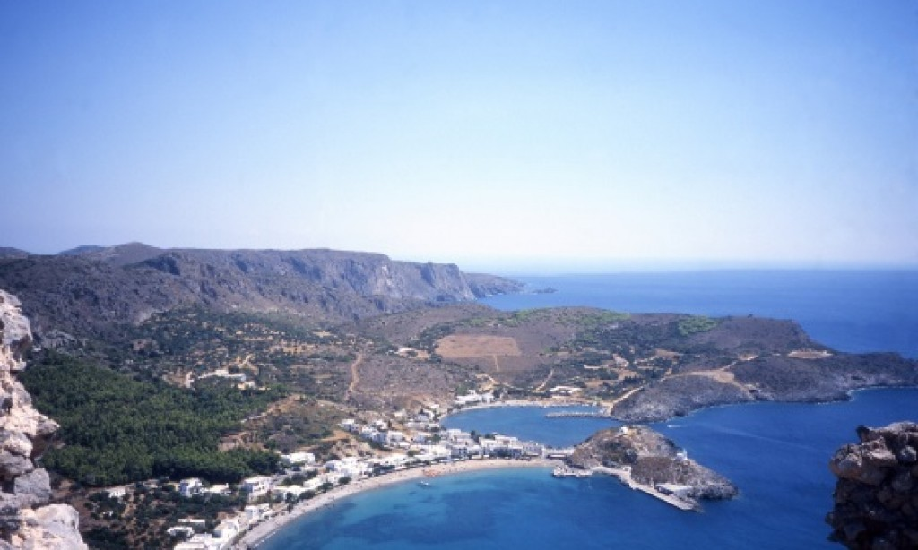 On finding Kythira…