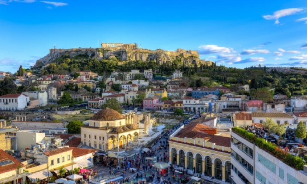 Athens: The everlasting freshness of an eternal city