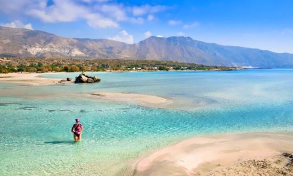 Crete: Like a glass of cool water…