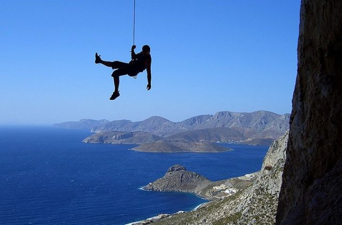 Diving into the measureless treasures of Kalymnos
