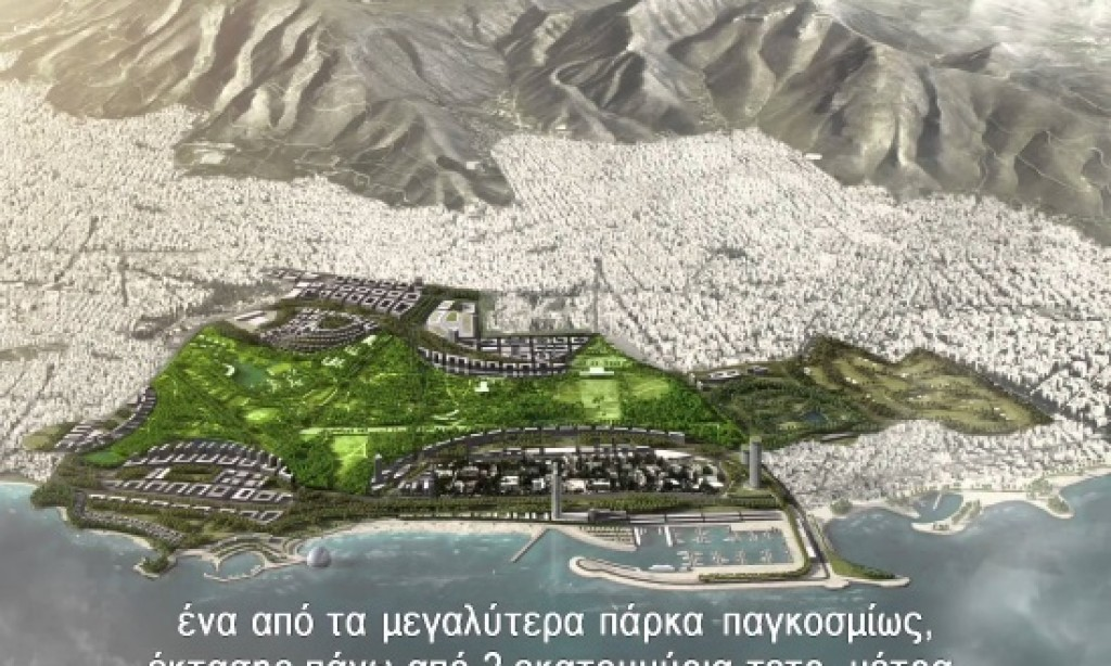 Greek Culture Minister on antiquities found in former Helliniko airport